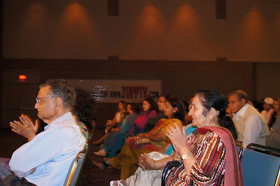 Anup Jalota hosted by Dallas satsang of Radha Madhav Dham