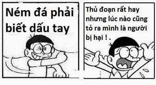 Chế thơ vui của Nobita - Hình 2