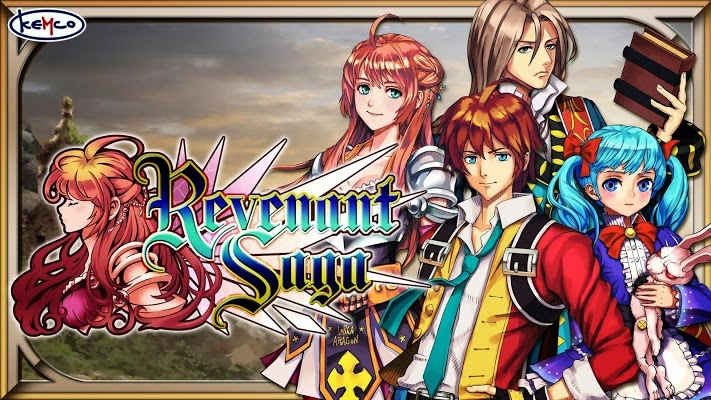 RPG Revenant Saga Gameplay