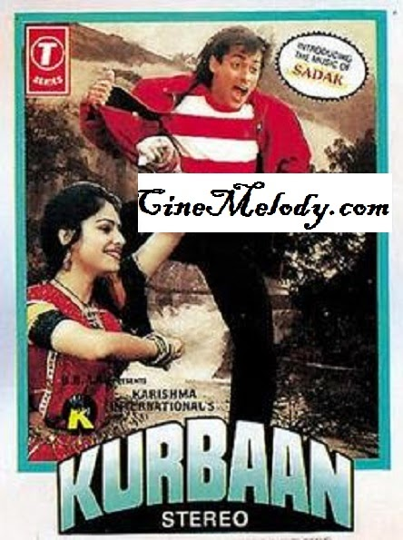 Kurbaan  Hindi Mp3 Songs Free  Download  1991