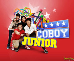 wallpaper coboy junior
