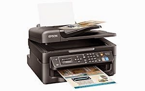epson workforce wf-2630 airprint