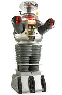 Lost in Space B-9 Robot