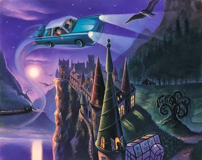 Ilustrações inéditas de 'Harry Potter' criadas por Mary GrandPré são divulgadas | Ordem da Fênix Brasileira