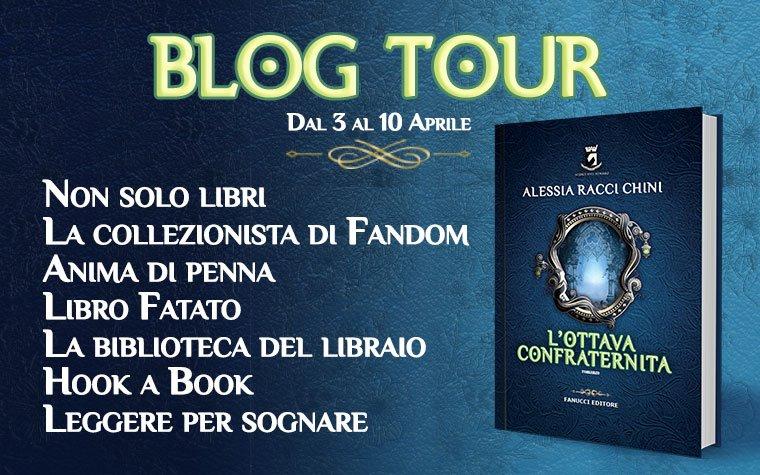 Blogtour: L'ottava confraternita di Alessia Racci Chini
