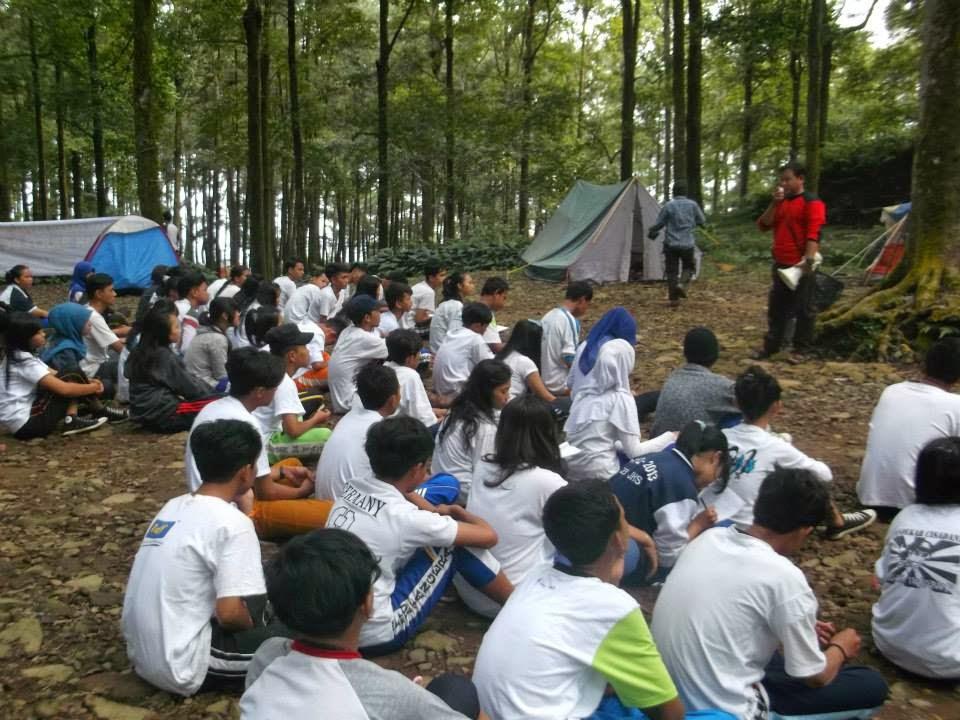LDKS Di Gunung Bunder-Bogor