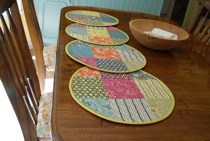 Dicas de material para patchwork