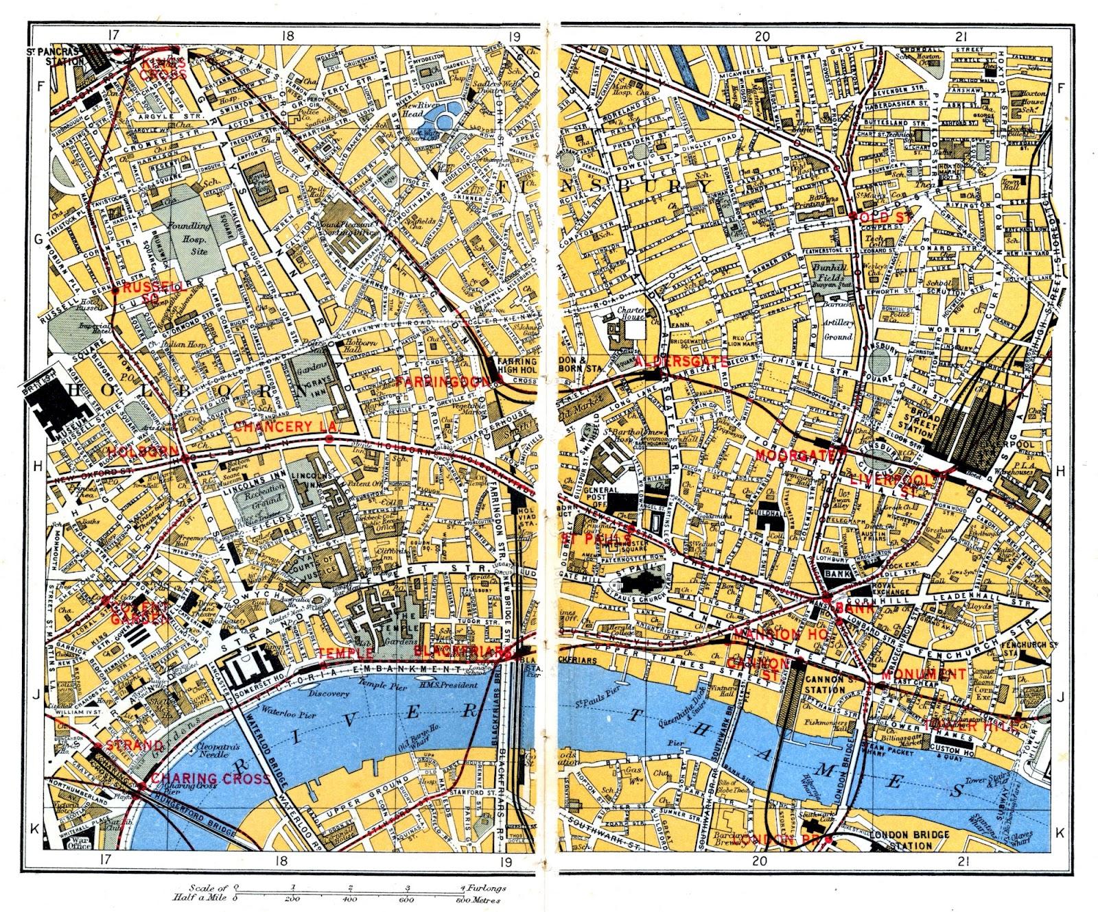 map of the city of london uk. Black Bedroom Furniture Sets. Home Design Ideas