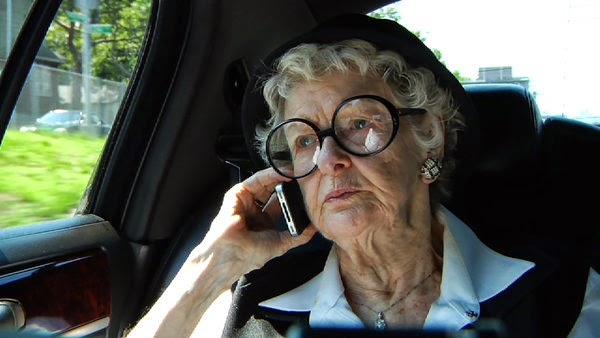 Elaine Stritch in Elaine Stritch: Shoot Me