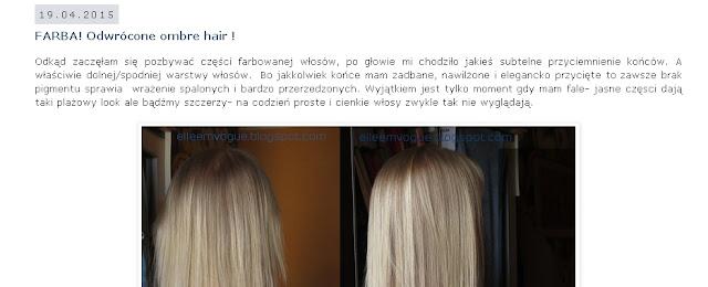 http://elleemvogue.blogspot.com/2015/04/farba-odwrocone-ombre-hair.html