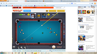 Cheat Garis 8 Ball Pool | Terbaru Juni 2013