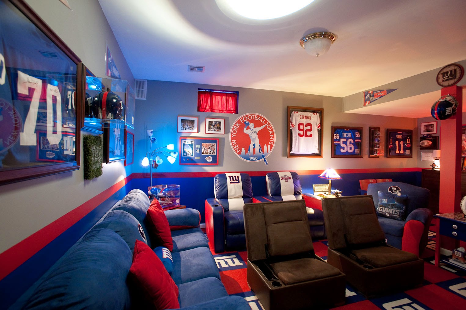 sports themed basement ideas instant knowledge