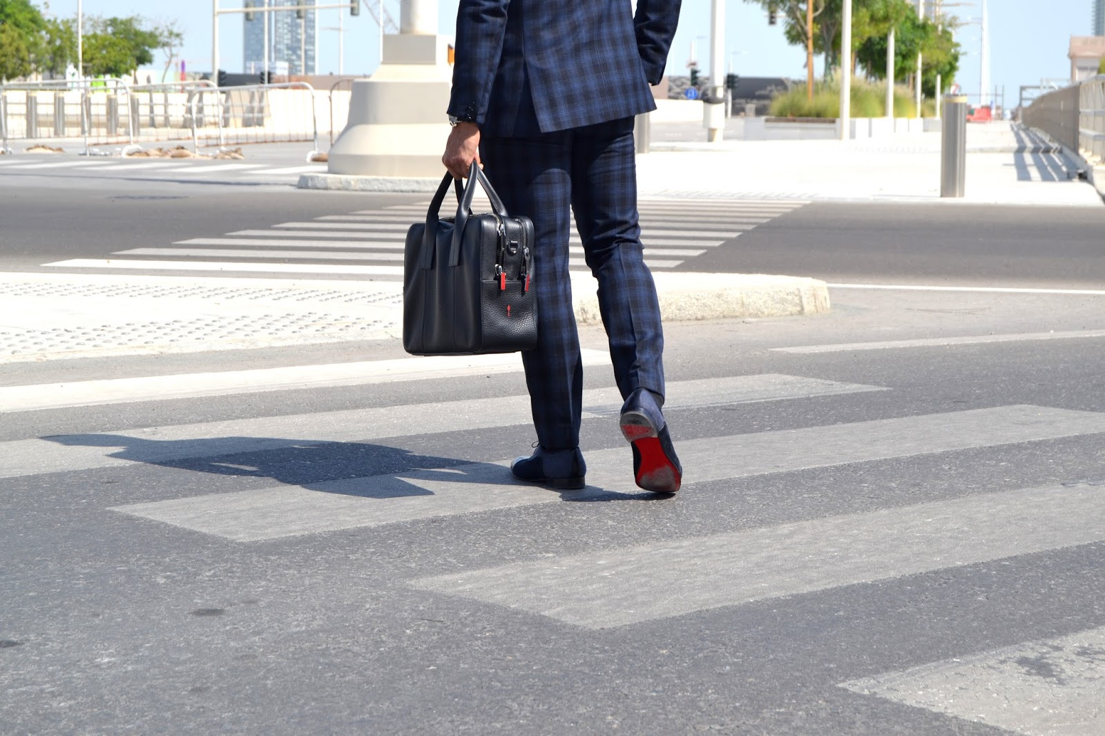 jeans louboutin homme