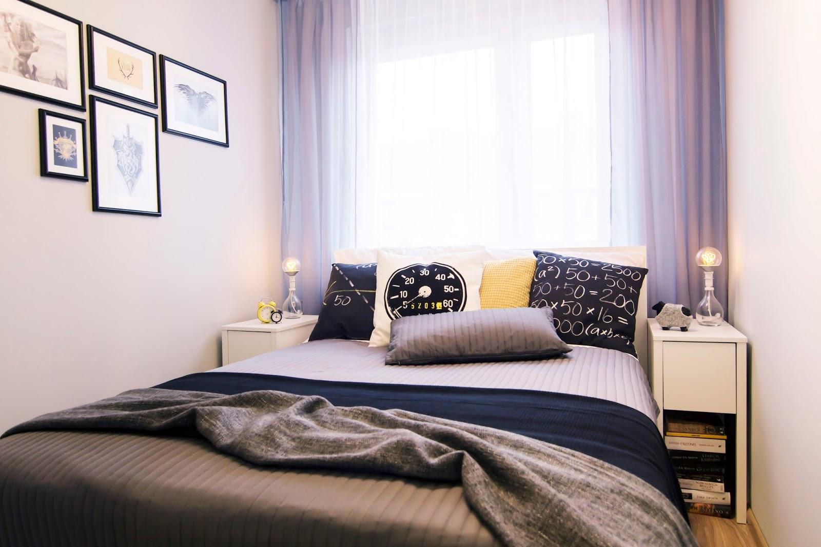 sypialnia ikea aranżacje najlepsze pomys�y na wystr243j