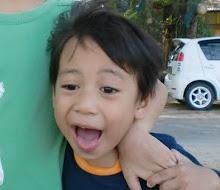 Ariel Mikhail*second nephew