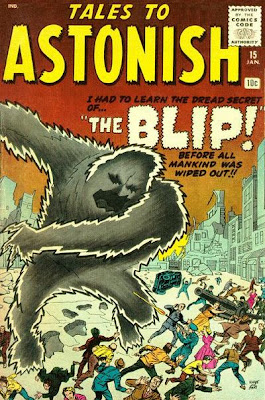 Tales to Astonish, The Blip