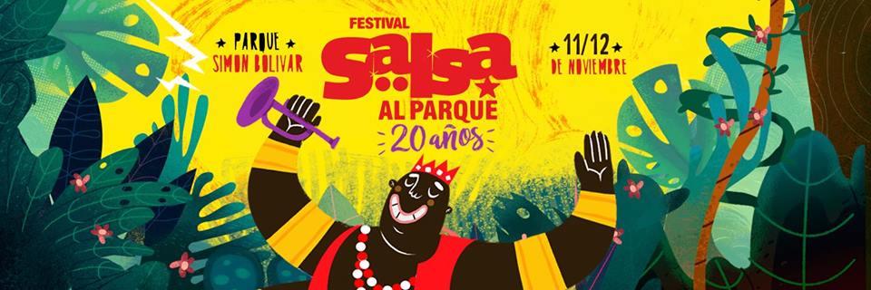 FESTIVAL SALSA AL PARQUE 2017 / 20 AÑOS