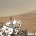 Curiosity Mendaki Gunung Planet Mars