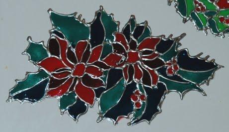 Virágos üvegmatrica
