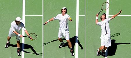 Roddick Tennis Serve Tennis Serve Instruction