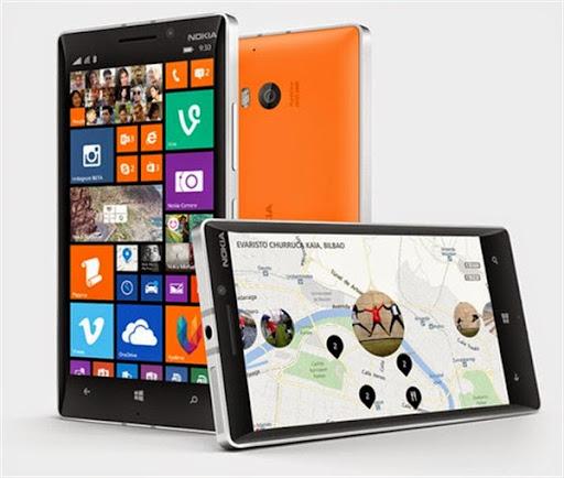Fitur dan Harga Microsoft Lumia 940
