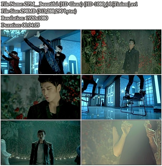 Download PV 2PM - Beautiful (Full HD Clean 1080p)