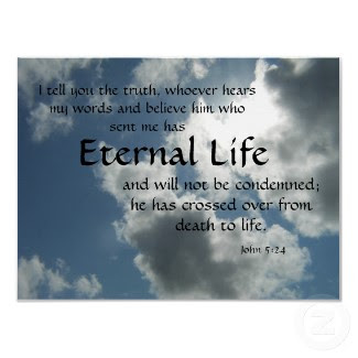 Christianity the way to eternal life