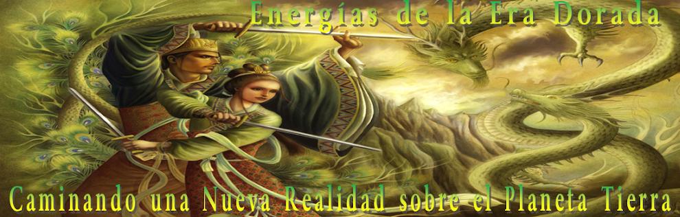 Energías de la ERA DORADA SOBRE EL PLANETA TIERRA - AMOR DIVINO EN ACCIÓN