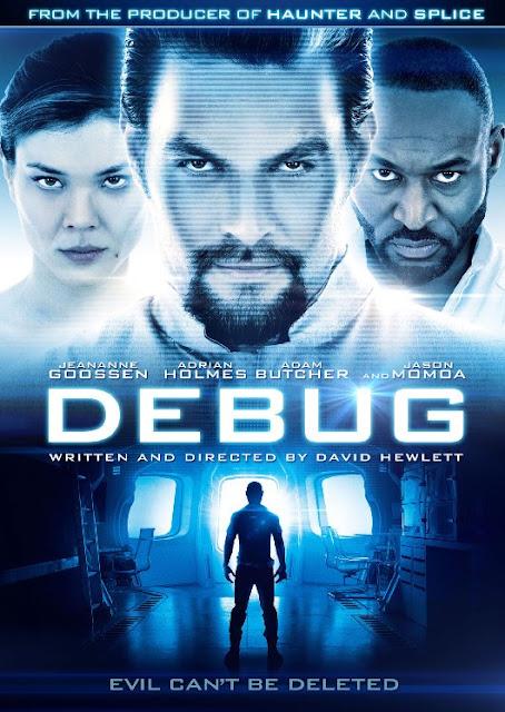 Sinopsis Film Sci-fi, Horror Debug (Tenika Davis, Adrian Holmes, Kerr Hewitt)