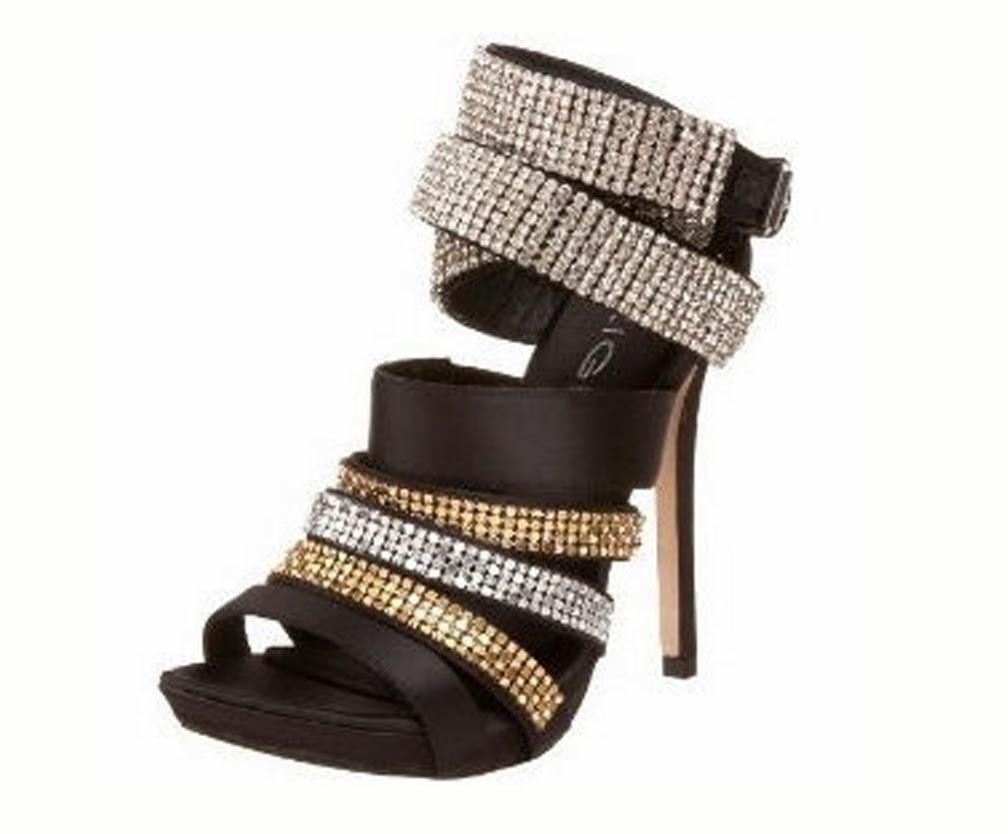 Elegantes sandalias de tacón alto para mujeres