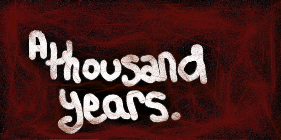 """Thousand Years"""" ORIGINAL SONG … My Fav SONG ..."""