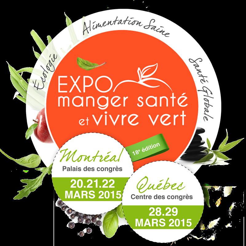 Expo Manger Santé et Vivre Vert 2015