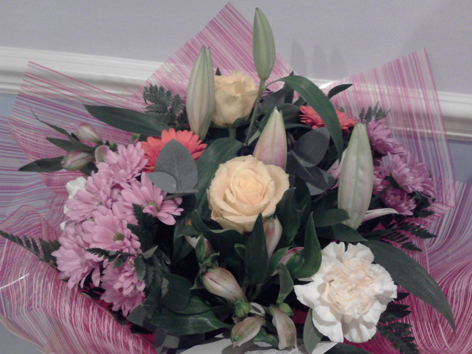 Review Of A Bouquet From Interflora My Mummy Reviews