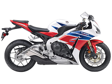 2013 Honda CBR1000RR Motorcycle Photos, 480x360 pixels