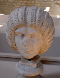 Iulia Domna, esposa de Septimio Severo - a. 170-217 d.C. (2)