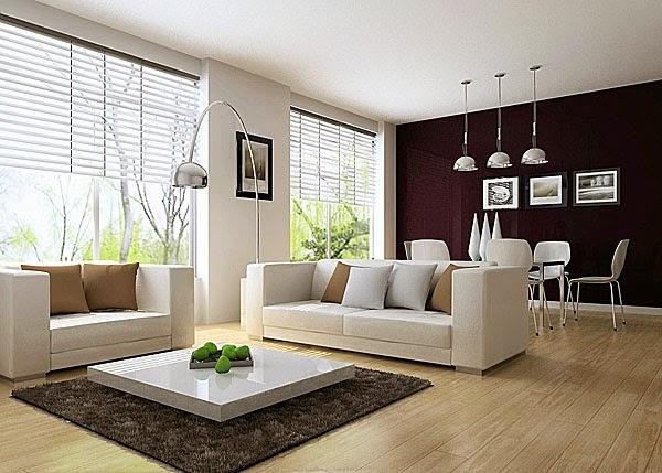 Ideas de salas comedor modernas colores en casa for Living comedor modernos 2016