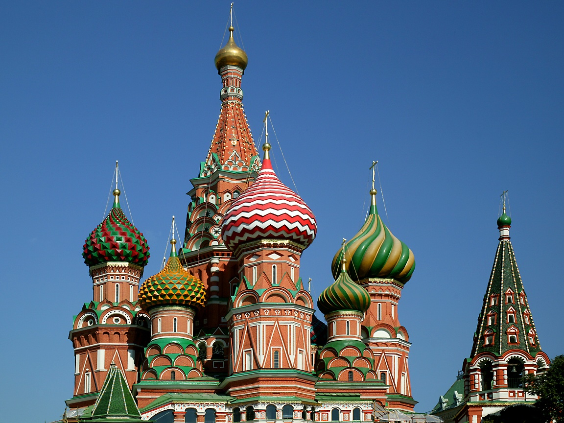 St basil s cathedral in moscow russia travel and tourism - World best archtech ...