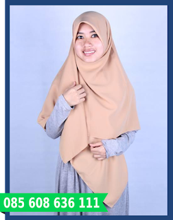 hijab segi empat murah