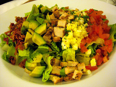 Cobb Salad - Photo by Michelle Judd of Taste As You Go