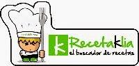 """Recetaklia """"El buscador de recetas"""""""