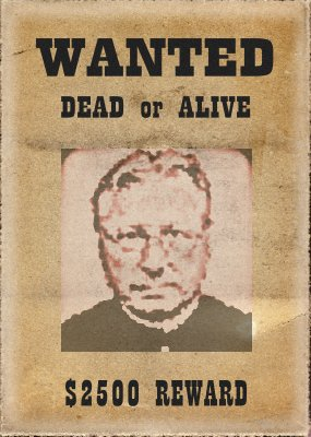 "Modified image ""Wanted Dead Or Alive"" courtesy of duron123 at www.freedigitalphotos.net"