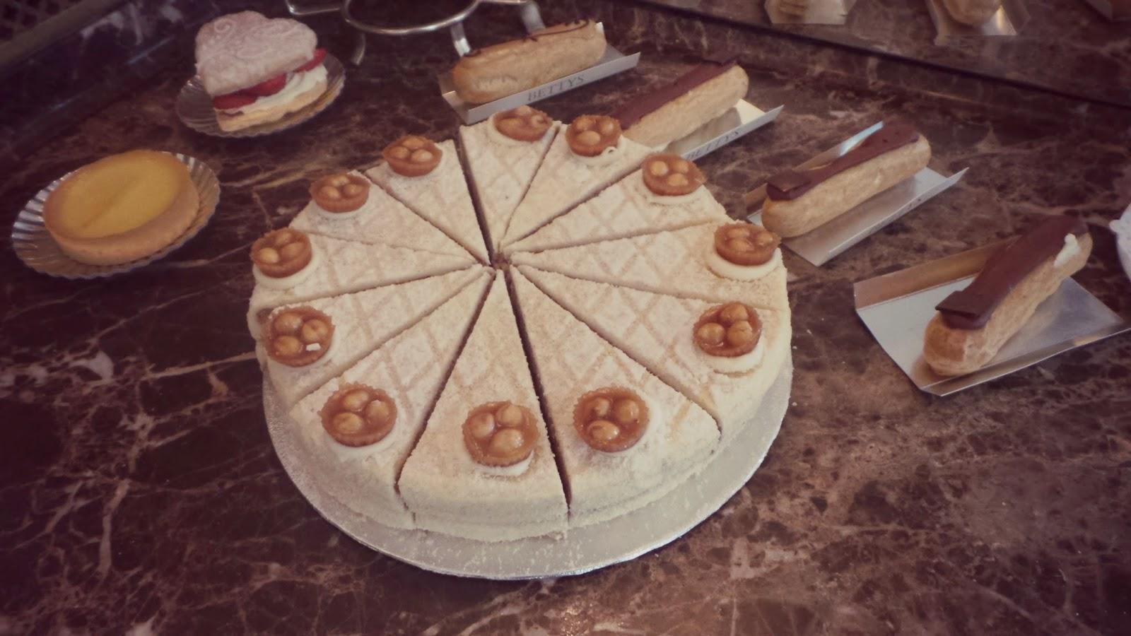 Swiss torte