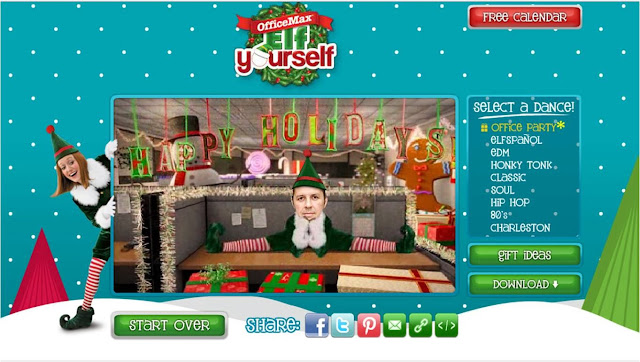 ElfYourself 2013 Office Party