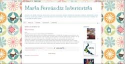 Mi blog Marta Ferrándiz INTERIORISTA
