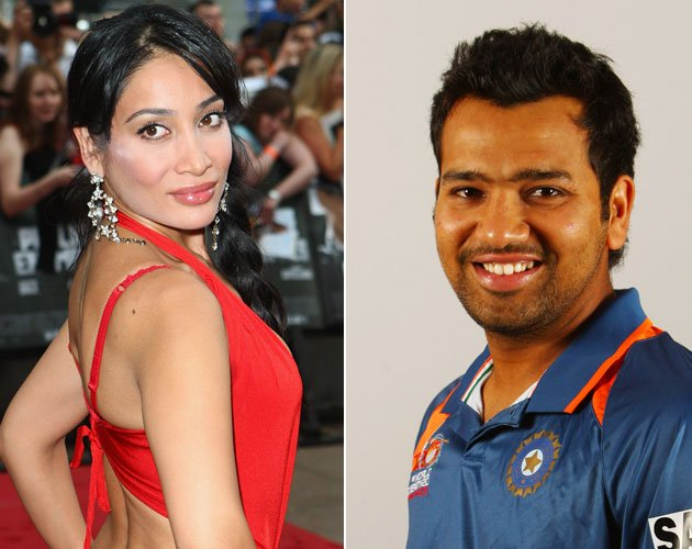 Rohit Sharma Innings: Sofia Hayat Bares All in  Nude Tribute to India Star