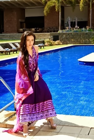 Pakistani New Printed Lawn Designs