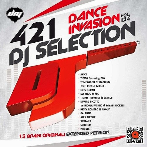 Download DJ Selection 421 Dance invasion Vol. 124 (2015) bc3257627d63b57acd1bcd16153c1b98