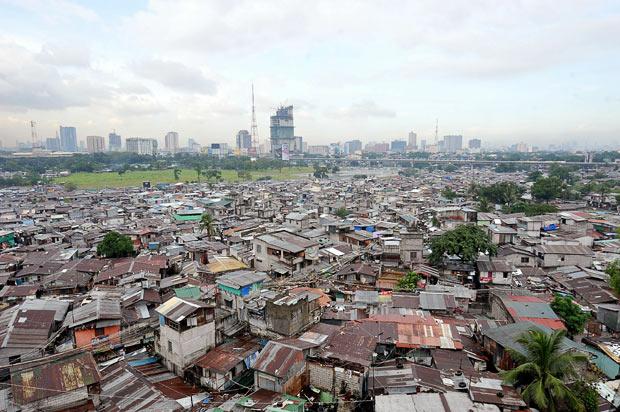 manila-slum - Manila - Philippine Photo Gallery