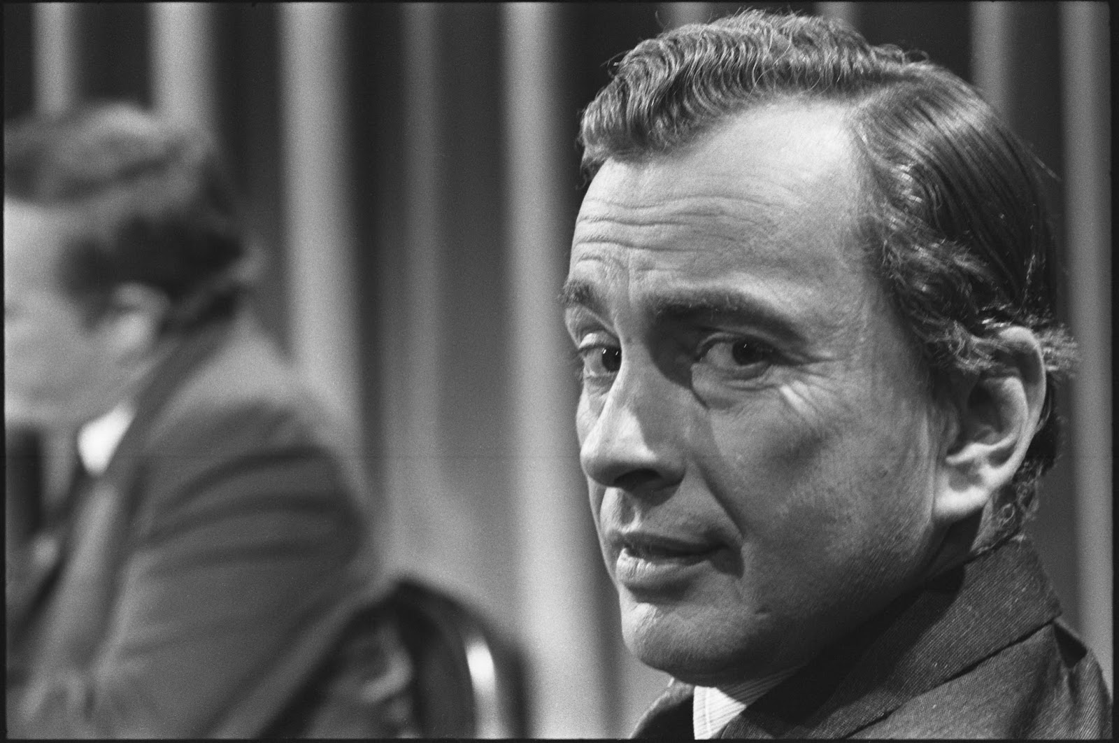 gore vidal and buckley In late august, when election season began in earnest, abc invited the liberal  writer gore vidal and the conservative thinker william f buckley.