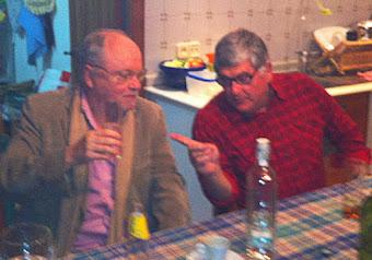 Pedro G.Montalvo y Thornton: dos escritores de éxito